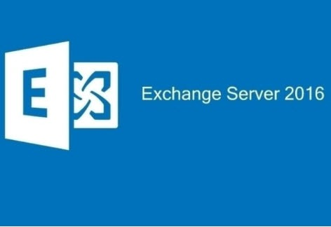 Curso de instalación de Exchange Server 2016